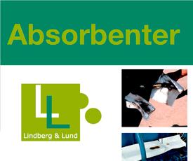 Lindberg & Lund Absorbenter