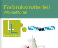 FORBRUKSMATERIELL TIL VVS-SEKTOREN
