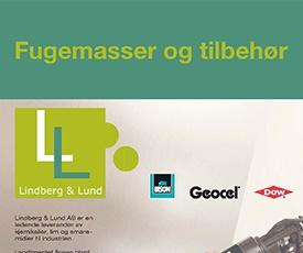 Lindberg & Lund- Fugemasser og tilbehør