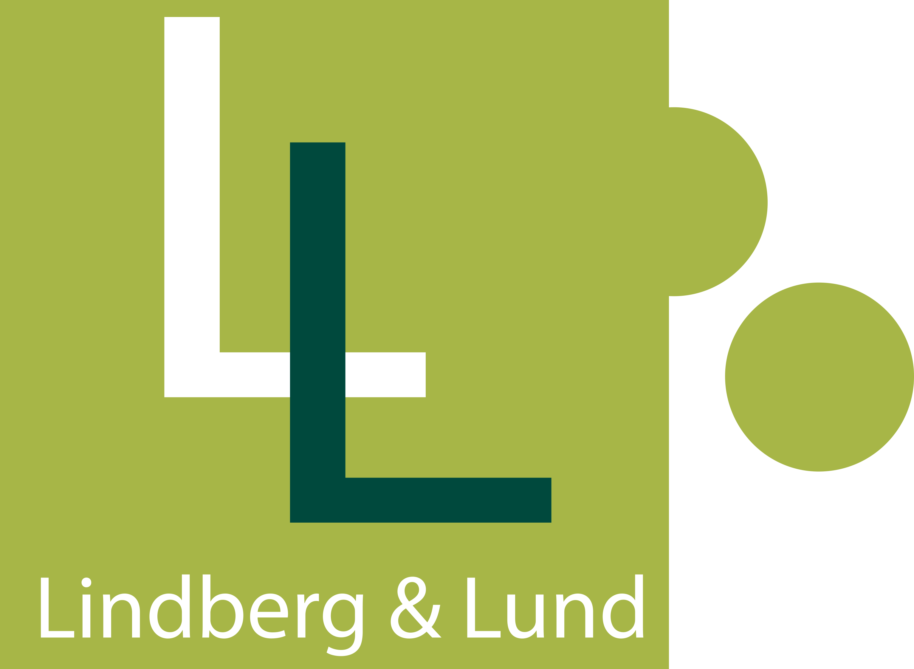 Lindberg & Lund AS-logo