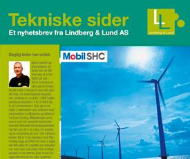 Lindberg & Lund Tekniske sider