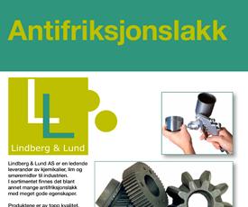 Lindberg & Lund antifriksjonslakk