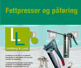 Lindberg & Lund AS fettpresser og påføring