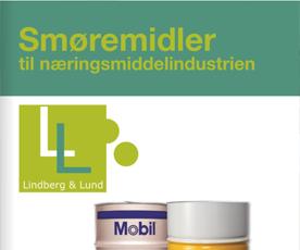 Lindberg & Lund Smøremidler til næringsmiddelindustrien