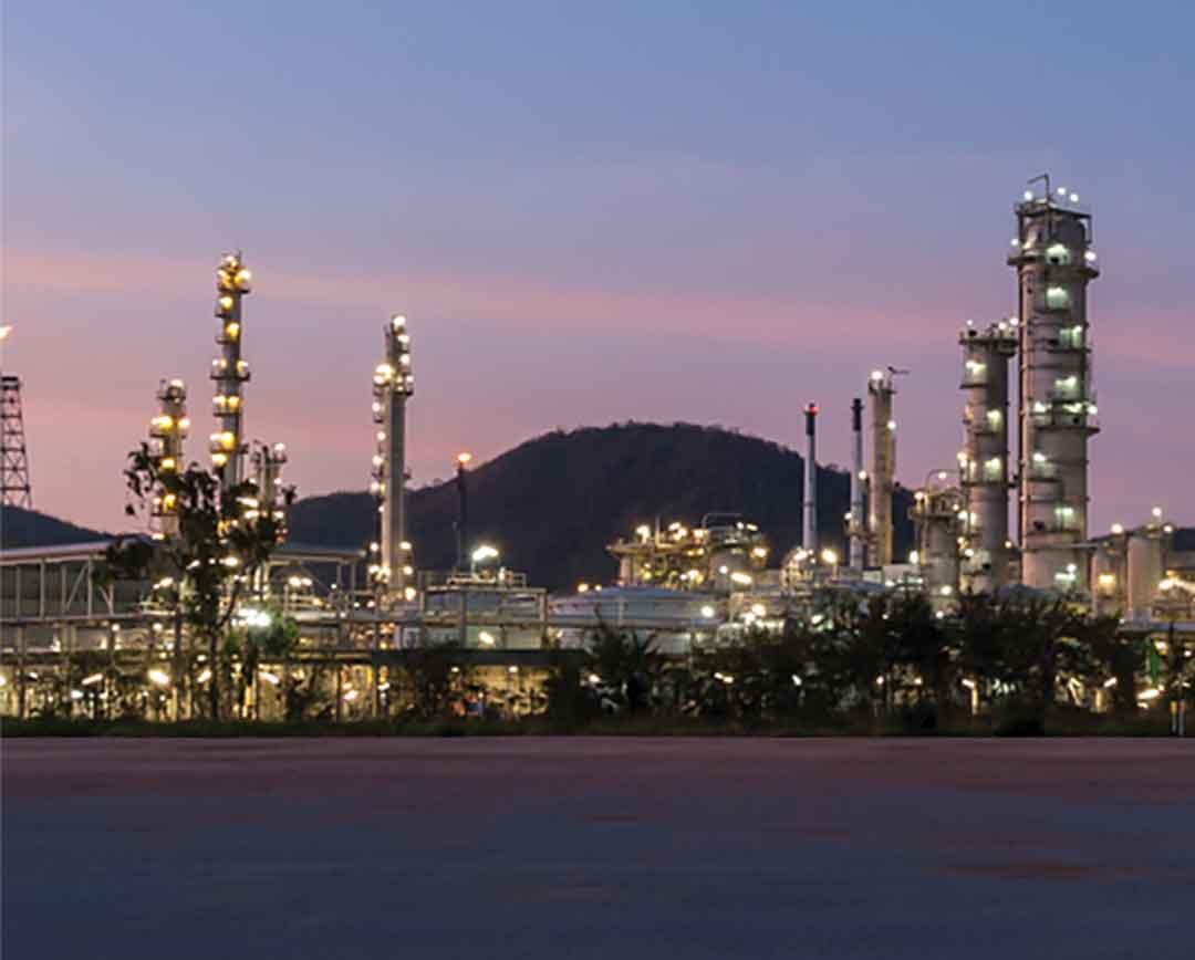 Exxon Mobil Olje og Gas industrien