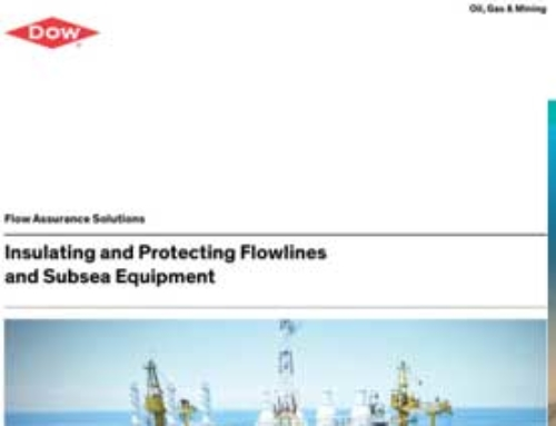Insulating and Protecting Flowlines and Subsea Equipment