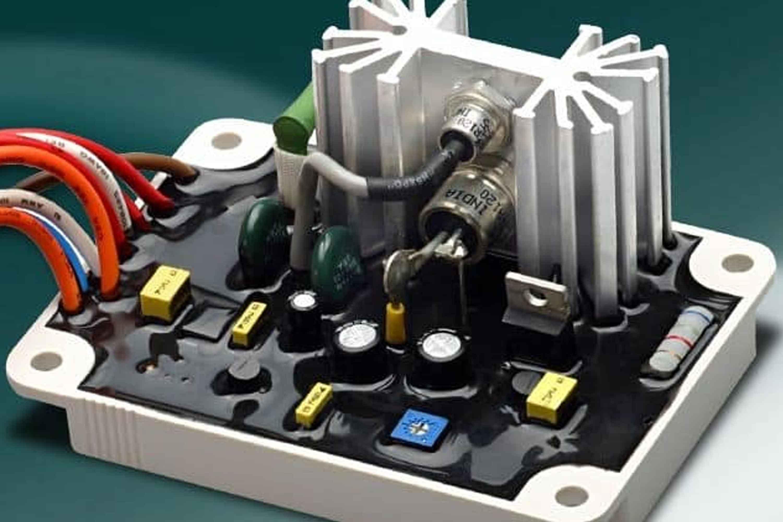 Elektronikk-innstøpning
