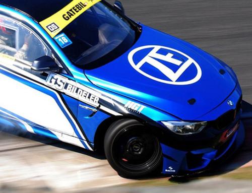 Gatebil på Rudskogen ble en stor suksess med 3. plass i Super 3-konkurransen