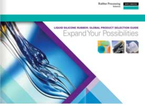 LSR liquid silicone rubber product selection guide