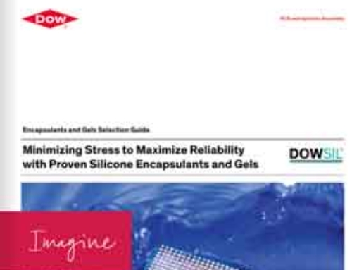 Dow silicone encapsulants and gels