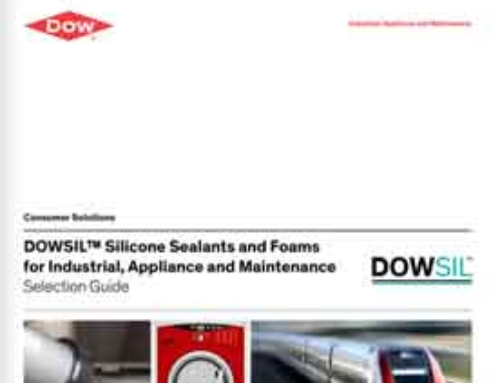 DOWSIL™ Silicone Sealants and Foams for Industrial, Appliance and Mainten