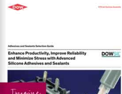 Dow Adhesives and Sealants Selection Guide