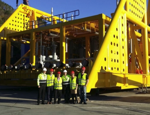 Team up for cost effective subsea insulation