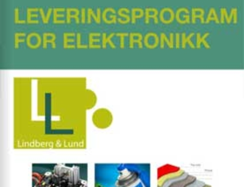 Leveringsprogram for elektronikk