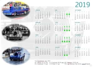 Kalender-bumblebeebay Racing Team