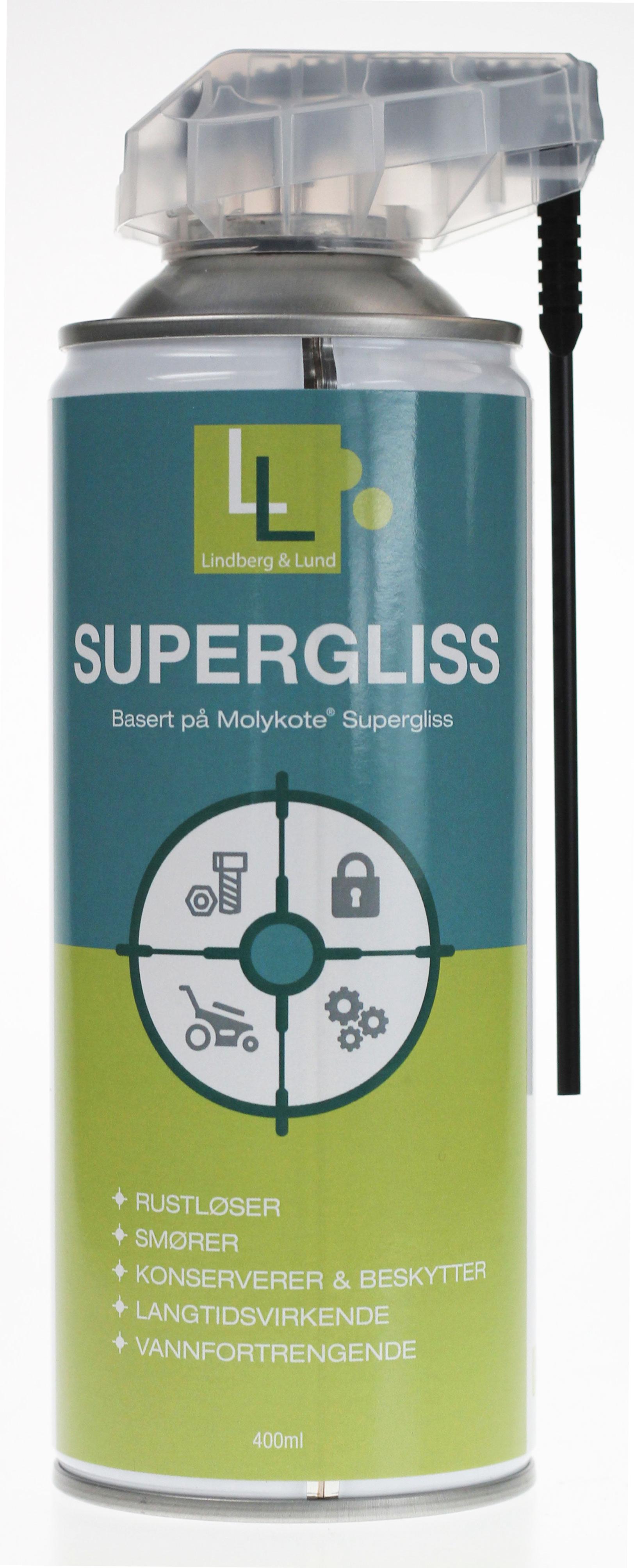 LL-Supergliss-Smøreolje