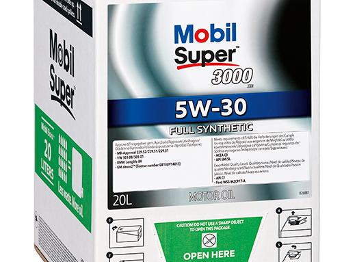 NYHET- Mobil BOXX- Mobil Super 3000 XE1