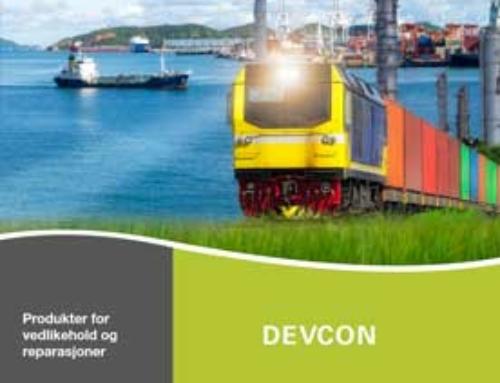 Devcon-Produkter for vedlikehold og reperasjoner