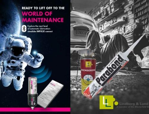 Tre nye produkter fra Lindberg & Lund AS